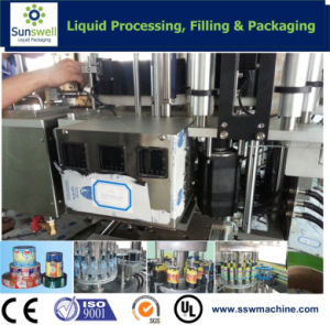 Fully-Automatic Roll Feed OPP Label /Labeling Machine pictures & photos