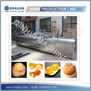 Complete Full Automatic Cake Making Plant pictures & photos