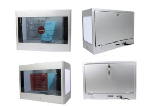 21.5inch LCD Transparent Panel pictures & photos