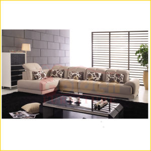 Professional Design Soft Leather Tufted Sofas pictures & photos