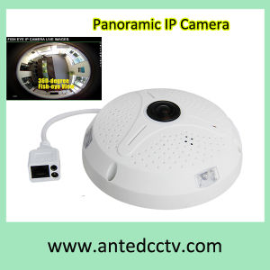 High Definition 5.0MP Flexidome IP Panoramic Camera with Fisheyes pictures & photos