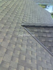 Grey Double Asphalt Shingle / Bitumen Roofing Material pictures & photos