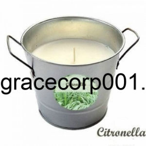 Outdoor Mosquito Candle