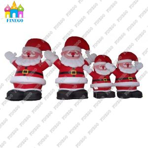 Big Inflatable Santa Claus Model for Advertising pictures & photos