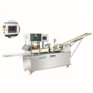 Cutting Square Steamed Bread Forming Machine pictures & photos