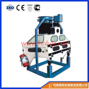 Corn Production Line Use Gravity Stone Remover pictures & photos
