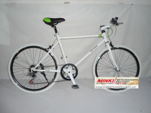 Steel Cheap Racing Bike, Road Bicycles of 6 Speed pictures & photos