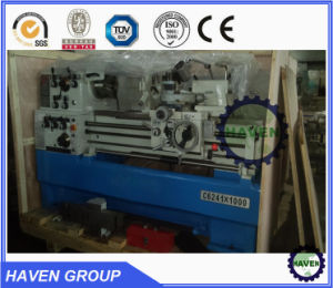 Horizontal mini lathe machine / turning lathe pictures & photos
