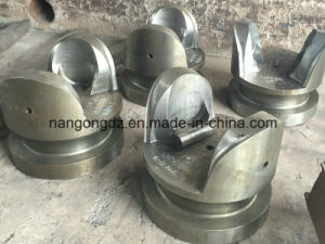 20CrNiMo Forged Metal Block for Wicket Gate