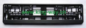 Carbon Fiber European License Plate Frame/ License Plate Bracket