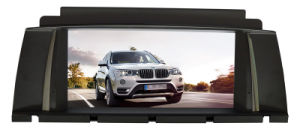 Car DVD Player for BMW X3 E84 GPS Navigation (HL-8827GB) pictures & photos