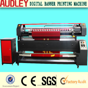 Fabric, Polyester Flags Making Textile Printing Machine pictures & photos