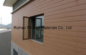 Durable Wood Plastic Composite Wall Panel pictures & photos