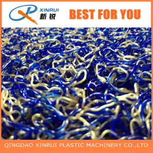 PVC Plastic Auto Foot Mat Making Machine pictures & photos