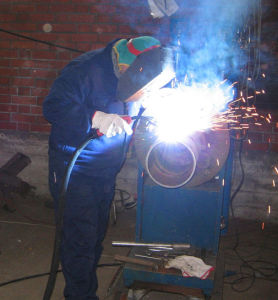 Automatic Welding Positioner pictures & photos