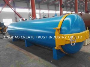 ASME Certificate Rubber Autoclave/Autoclave/Pressure Vessel for Rubber Vucalnizing pictures & photos