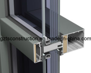 Tempered Glass Wall, Curtain Wall, Glass Wall pictures & photos