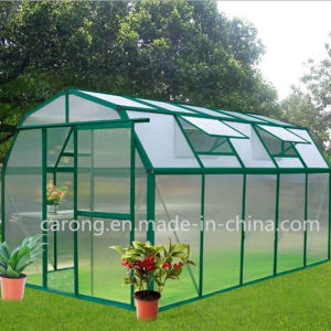 PC Board Aluminum Frame Garden Greenhouse for Mail Order pictures & photos