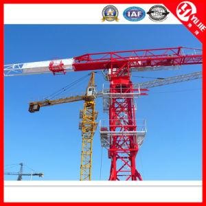 Qtz (5010) , (5013) & Qtz80 (5810) , (6010) Tower Crane pictures & photos