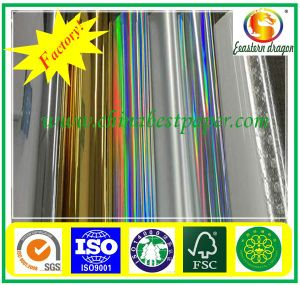 Gold 50*70 Corrugated art paper&paperboard pictures & photos