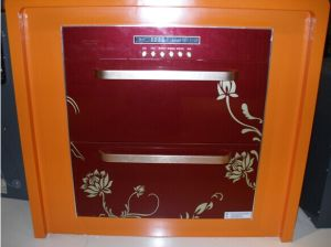 Coated Glass Ozone Disinfection Cabinet (CX-100L-11B) pictures & photos