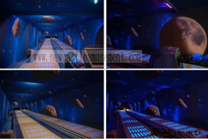 Bowling Equipment Glow-in-Dark Overlay pictures & photos