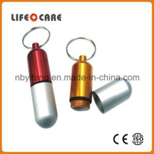 5*4*1.8cm Medical PP Round Pillbox pictures & photos