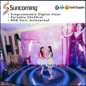 DMX LED Dance Floor pictures & photos
