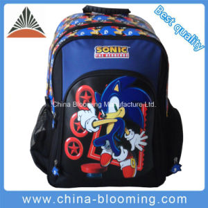 School Student 2 Compartments Backpack Bag Daypack pictures & photos