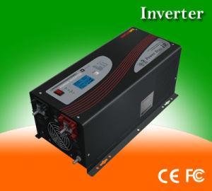 High Efficiency 5000W Pure Sine Wave Solar Inverter 12V/24V/48V 50/60Hz pictures & photos