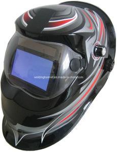 Cr2032 Lithium Battery/En379/High Quality Welding Helmet (W1190TC) pictures & photos