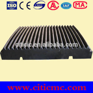 Lifelong Provided High-Manganese Series Jaw Plate for Jaw Crusher pictures & photos