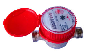 Single Jet Brass Water Meter pictures & photos