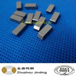 Solid Carbide Saw Tips for Saw Blade pictures & photos
