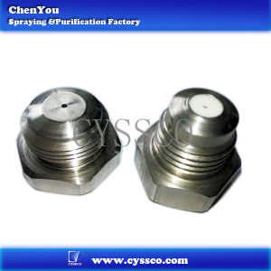 Needle Ceramic High Pressure Water Spray Nozzles, Paper-Making Spray Nozzles