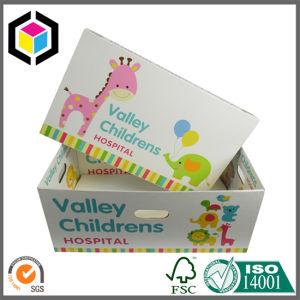 Full Color Print Cardboard Carton Safe Sleep Baby Box pictures & photos
