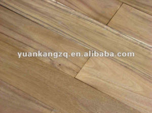 3-Layers UV Lacquer Bruched Prefinished Oak Parquet Engineered Flooring pictures & photos