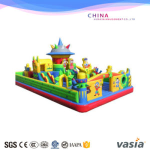 CE Certificaation Kids Jumping Castle House Inflatable Bouncer for Sale pictures & photos