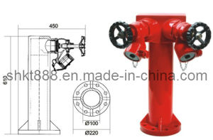 Fire Fighting Hydrant pictures & photos