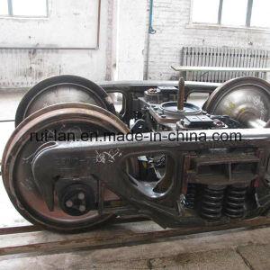 China Railway Bogie 18 100 Wagon Casting Train Casting