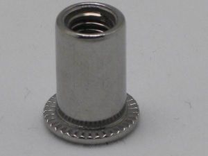 Stainless Steel Blind Nuts, Rivet Nuts
