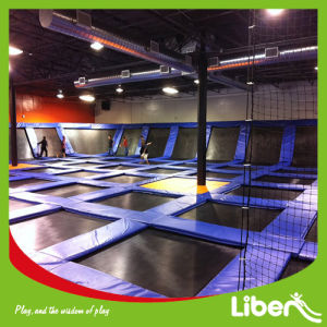 New Design Hot Sale with Basketball Hooker Indoor Trampoline pictures & photos