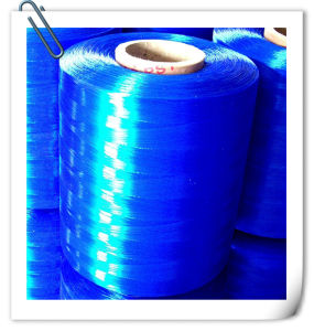 High Quality of HDPE PP Monofilament Yarn for Ropes UV Treatment pictures & photos