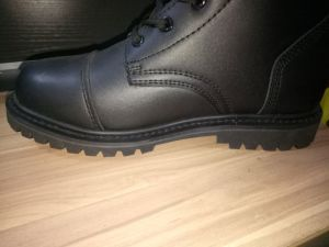 Goodyear Welted Work Boots Army Boots Security Boots pictures & photos