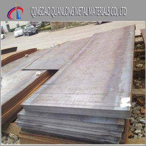 Hr Corten a Spah Weather Resistant Steel Plate pictures & photos