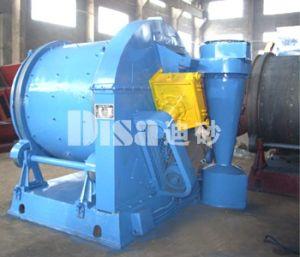 Rotary Drum (Barrel) Type Shot Blasting Machine