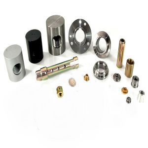 Brass CNC Machining Parts, Steel Machined Parts pictures & photos