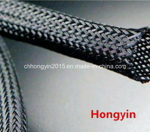 High Temperature Environment UL94V-0 Expandable Braided Sleeving pictures & photos