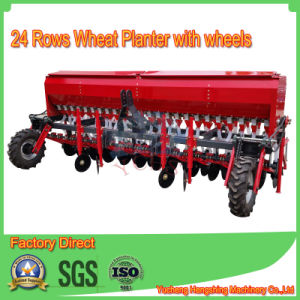 24rows Multifunctional Planter Seeder with Wheels for Tractor Implements pictures & photos
