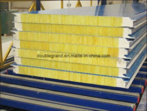 Prefabricated Building Material, PU Sandwich Panel pictures & photos